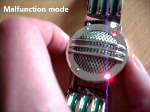 Mighty Morphin Power Rangers Communicator Prop 4