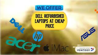 Dell Refurbished Laptops at PC Dreams Outlet