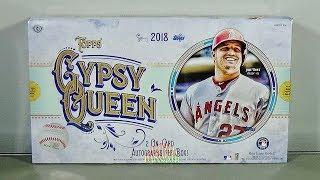 2018 Topps Gypsy Queen Baseball Hobby Box Break! Nice!