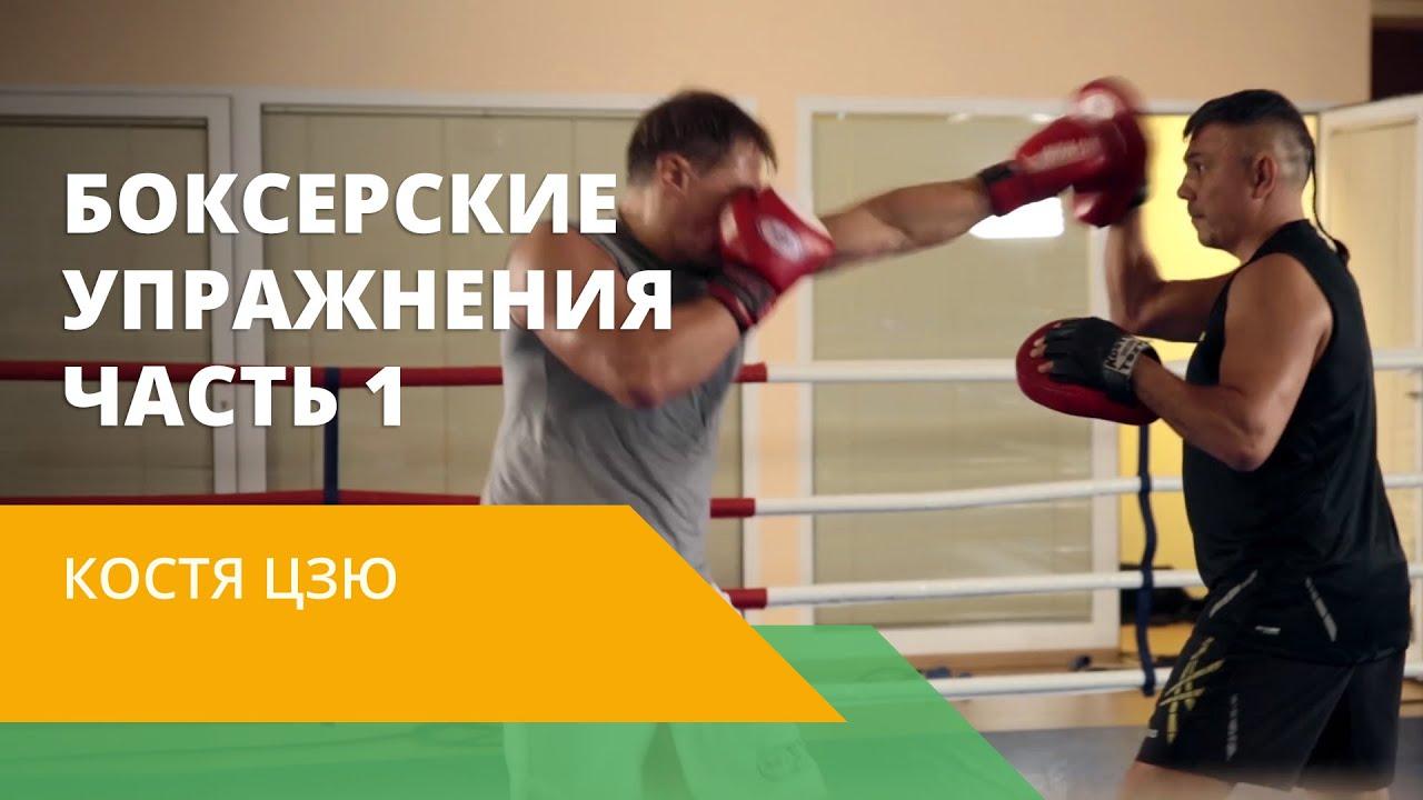 Уроки бокса для начинающих в домашних условиях 77