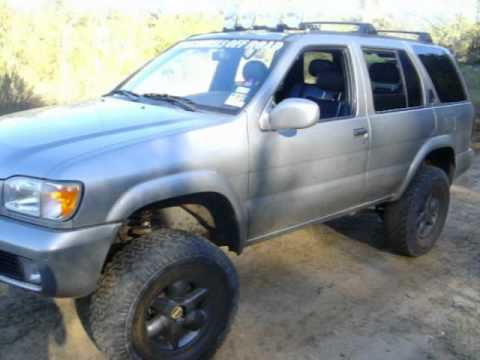My Lifted Nissan Pathfinder Youtube