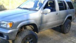 My Lifted Nissan Pathfinder