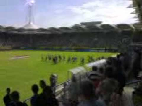 Opkomst spelers Roda JC - Cambuur 1-1 Play offs
