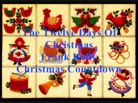 Frank Sinatra - The Twelve Days Of Christmas
