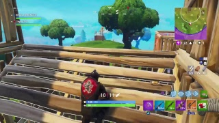 Fortnite with fab