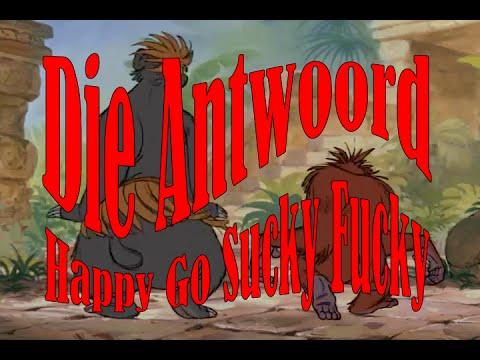 Die Antwoord - Happy Go Sucky Fucky (fan Video) video