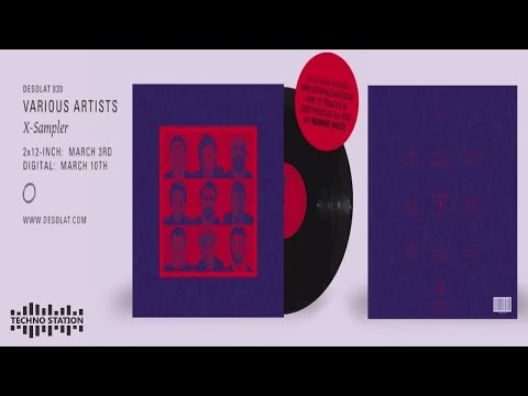 Shlomi Aber - Mind Tribus (Original Mix) / Desolat X [2014]