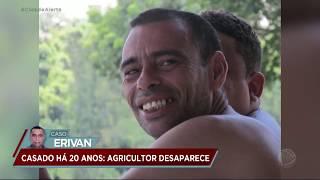 Agricultor desaparece no dia do aniversário