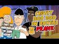 Crusty Doo Doo in Boxers Prank - OwnagePranks