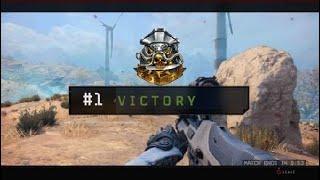 Call of Duty®: Black Ops Blackout Quad win #2 12/11/18 6 kills