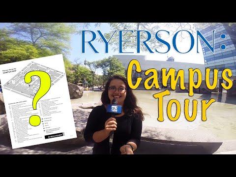Ryerson Campus Tour