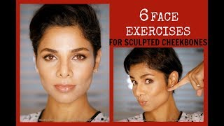 FACE YOGA TO LOSE FACE FAT/Slimmer Face Naturally/NO MORE CHUBBY CHEEKS