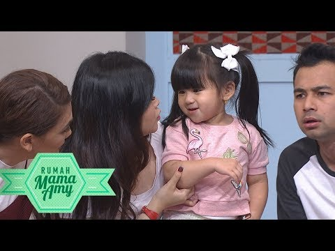 Wahh Baby Moonela Ternyata Udah Jago Bahasa Inggris  - Rumah Mama Amy (4/10)