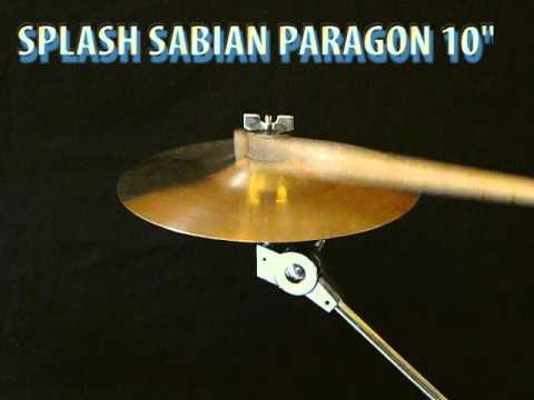 Sabian Paragon splash 10