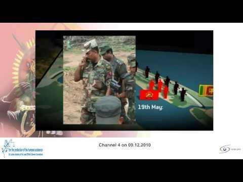 SRI LANKA WAR   episode   war reporting by Channel 4