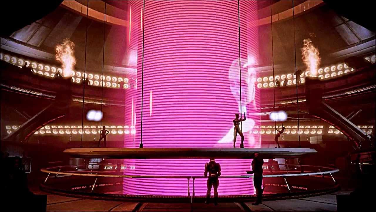 Mass Effect 2 Upper Afterlife Saki Kaska Callista