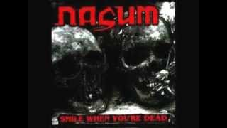 Watch Nasum Smile When Youre Dead video