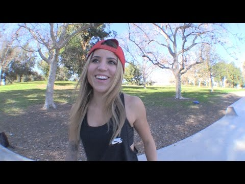 Blog Cam #103 - Cheer Squad at Diamond Skate Plaza