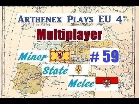Let's Play EU 4 Mulitplayer as Scotland: Episode 59