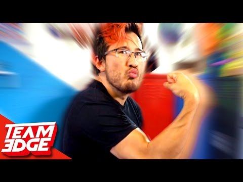 Backwards Action Challenge!! ft. Markiplier!!