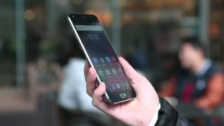 UMi TOUCH First Look | Front fingerprint | 4000mAh | Metal Unibody