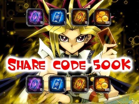 CODE YUGI H5 Share code 500k và các loại code tân thủ-Code pr-code yugih5 #1