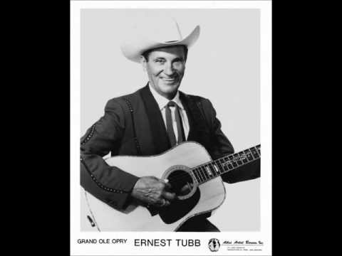 Ernest Tubb - Do It Now