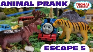 "Thomas and friends ""Animal Prank 
