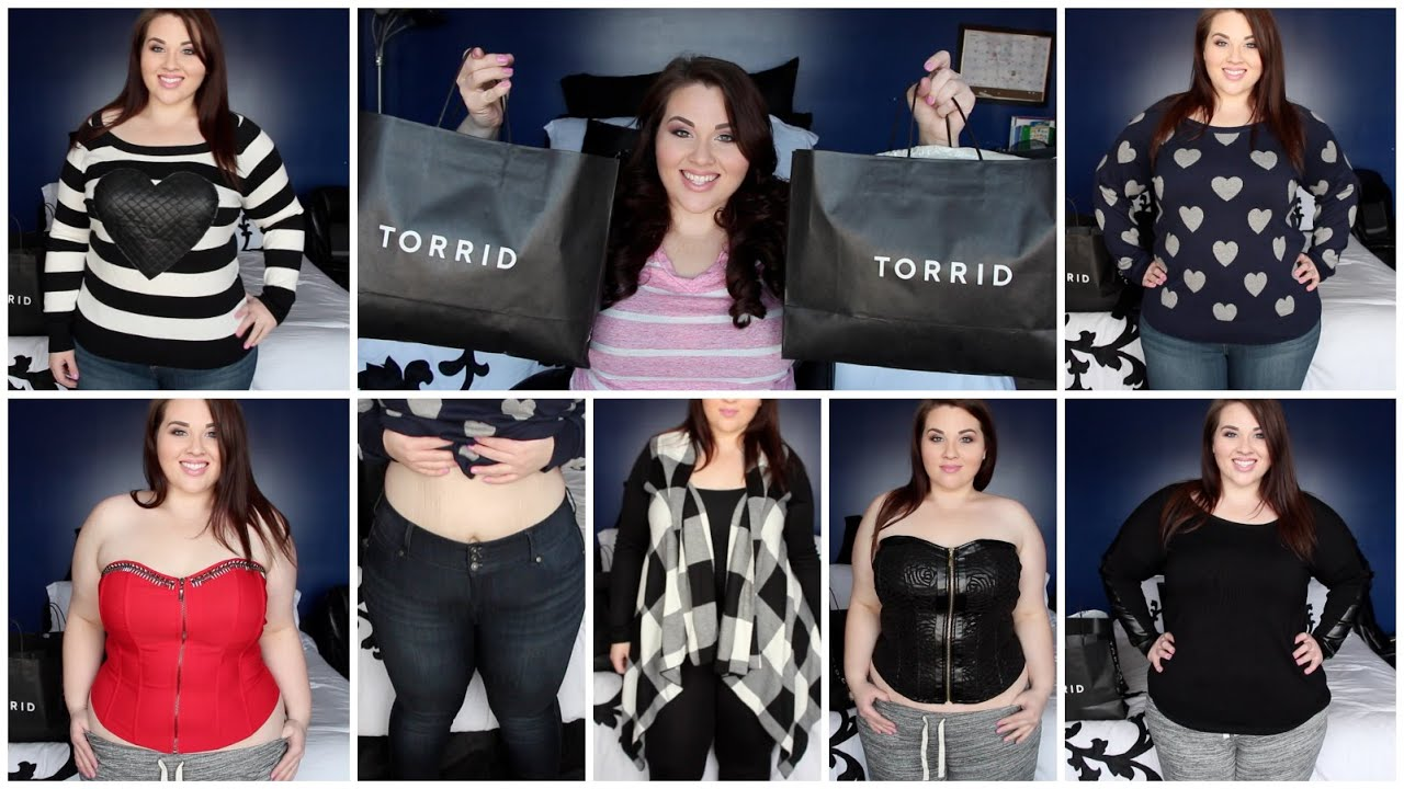 Fashion To Figure Try On Try On Haul Torrid amp Fashion