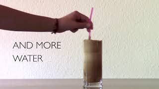 How To Make A (Real) Nescafé Frappé Coffee (the Greek one)