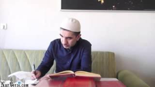 Cüzi hadiselerdeki külli kanunlar   Murat Dursun
