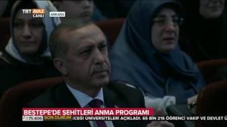 Tüm Salonu Ağlatan Görüntüler - Beştepe'de Şehitleri Anma Programı - TRT Avaz