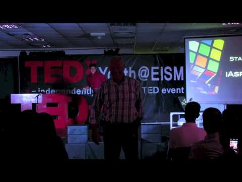 Presenting the Puzzle: Sparsh Jain at TEDxYouthEISM
