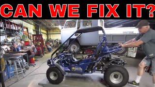 Modifying  an ATV