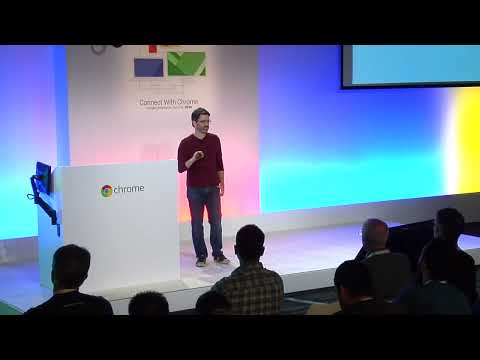 Keynote - Chrome Dev Summit 2014 (Darin Fisher)