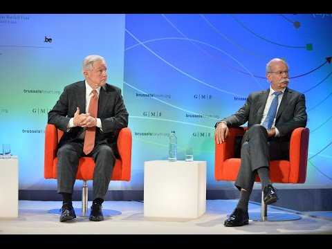 Brussels Forum 2015: Global Competition – Can Transatlantic Economies Compete?