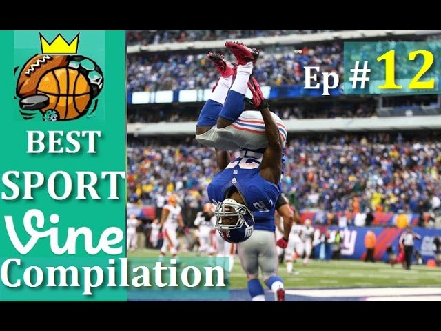 Best Sports Vines Compilation 2015 - Ep #12 || w/ TITLE & Beat Drop in Vines