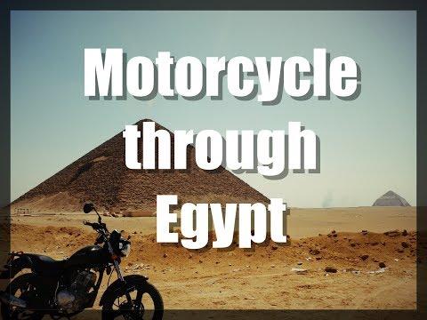 Motorcycle through Egypt (dags VS Egypt)