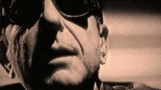 Watch Leonard Cohen Democracy video