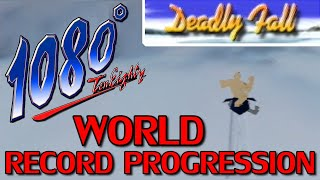 World Record Progression: 1080 Snowboarding - Deadly Fall