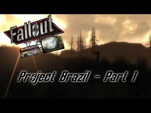 Fallout New Vegas: Project Brazil V.1 - Part 1