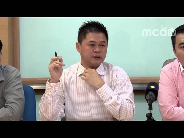 吁教部公布大学科系最低门槛分数(CUT OFF POINT),马青教育局:放榜后学生们能自我定位申请国立大学