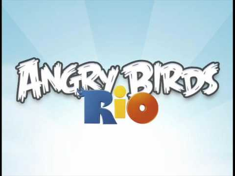 Angry Birds Rio Samba Song video