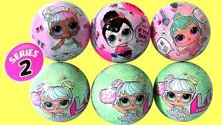 LOL Dolls Series 2 Surprise Dolls Exclusive Genie L.O.L. Lil Outrageous Littles Surprise Dolls