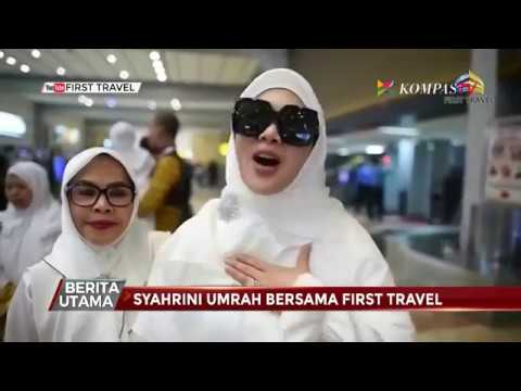 Video harga paket umroh first travel