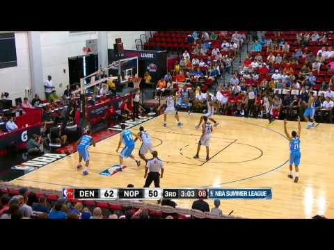 Denver Nuggets vs New Orleans Pelicans Summer League Recap