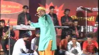 Haryanvi Live Comedy  by Jhandu.....event