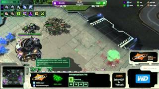 DSCL IL - [LLLsc2]MSIBlinQQ vs. [Drz]Daax - Game 1