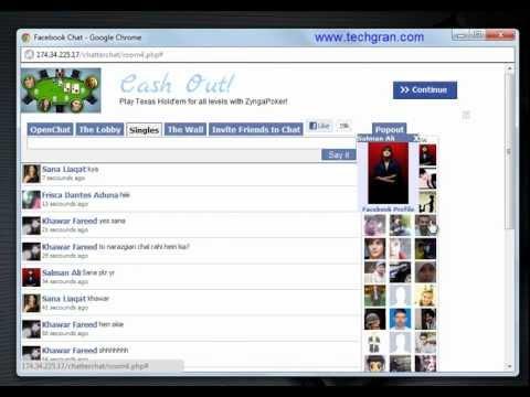 Facebook Messenger for Windows 7