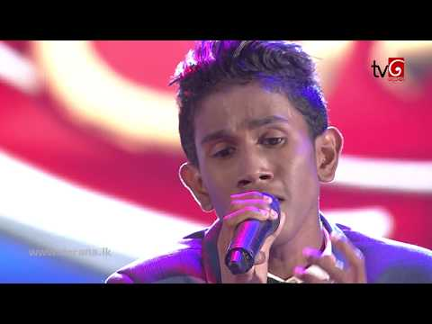 Dream Star Season 07 | Final 48 ( 04th Group ) Ravindu Lakshan | 24-06-2017